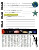 Bill Nye the Science Guy : PLANETS AND MOONS (video worksheet)