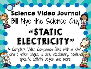 Bill Nye the Science Guy: Static Electricity