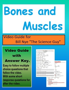 Bill Nye the science guy: Skeletal and muscular body systems