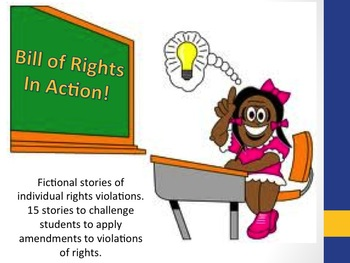 Bill of Rights Hypothetical Situations