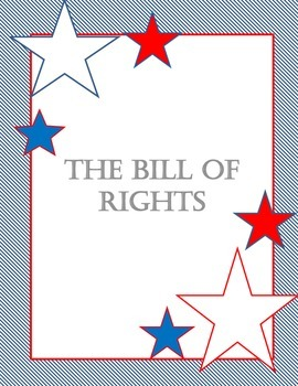 Bill of Rights Lesson