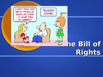 Bill of Rights PowerPoint Presentation