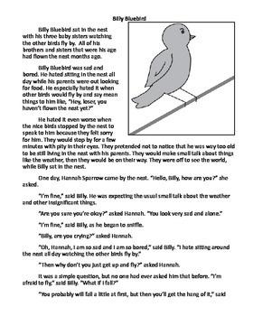 Billy Bluebird
