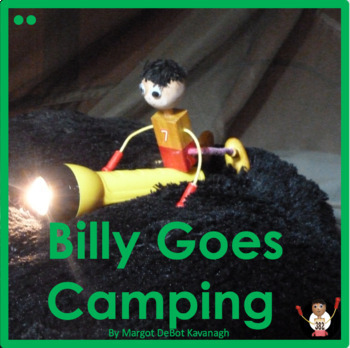 Billy Goes Camping: A Guided Reading Level 2 Billy Beginni