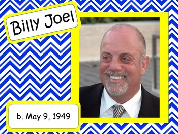 Billy Joel: Musician in the Spotlight