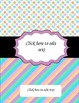 Binder Covers - Colorful and Fun!