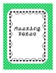 Binder Covers-Guided Reading, Lesson Plans,Sub Plans, & Notes-