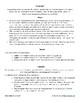 Special Education Assessment Binder Materials