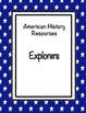 Binder Organization for U.S. History - 13 Colonies & Revolution