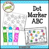 Bingo Dot Marker ABC: Alphabet Games