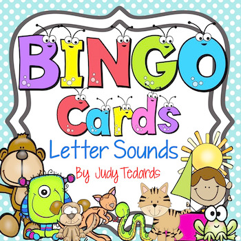 Bingo Game (Letter Sounds)