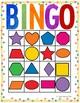 Bingo Game (Shapes)