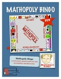 Bingo Math - Cool Math Game Middle Years - By Mathopoly® Games