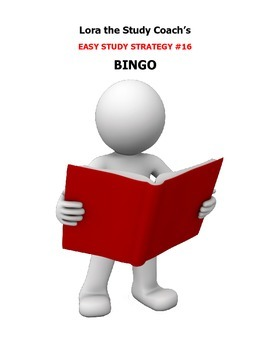 Bingo by Lora the Study Coach