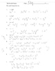 Binomial expansion theorem notes guided examples practice x+y