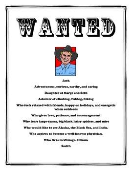 Bio-Poem Wanted