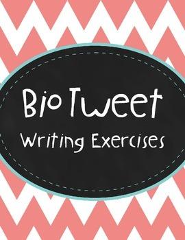 Literacy Activity: BioTweet - Characterization, Summarizat