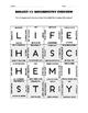 Biochemistry Puzzle