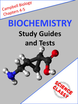 Biochemistry Study Guides and Tests