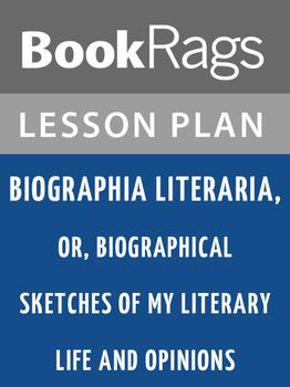 Biographia Literaria, Lesson Plans