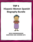Biographies Famous Hispanic Women ~ Biografías de Latinas