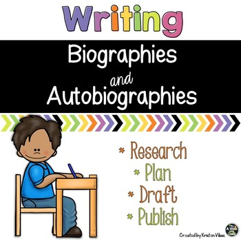 Biographies and Autobiographies: Writing Activities