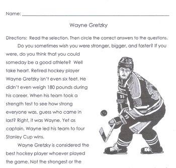 Sports Hockey: WAYNE GRETZKY, STANLEY CUP WINNER 5 Multipl