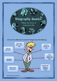 Biography Basics: Telling The Story Of Someone's Life