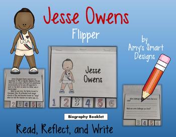 Biography Flipper: Jesse Owens