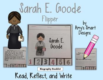 Biography Flipper: Sarah E. Goode