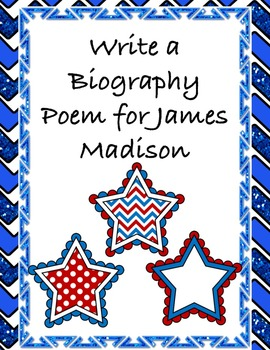 Biography Poem: James Madison - Father of the Constitution