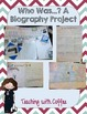 Biography Project-Grades 2-5