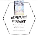 Biography Project for Intermediate Students