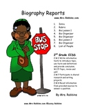 Biography Report, Black History, President's Day