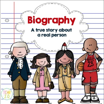 Biography Research Informative Writing Famous Americans People