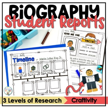 Biography Research Writing Report