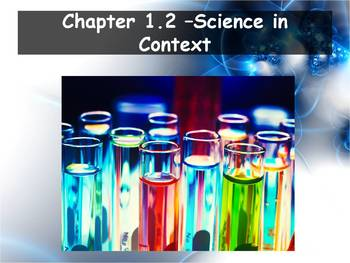 Biology - (1.2 Science in Context Powerpoint & Guided Notes)