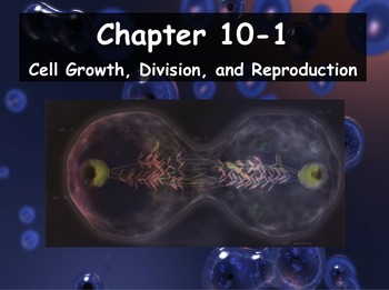 Biology - 10.1 Cell Growth, Division and Reproduction Powe