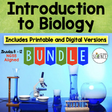 Biology Introduction Unit