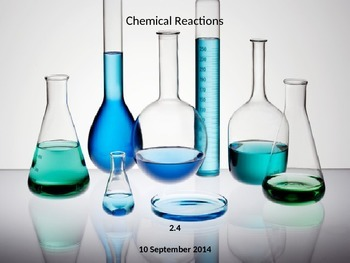 Biology - Chemical Rections
