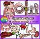 Biology Clipart (Human)