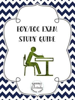 Biology EOY/EOC Exam Study Guide