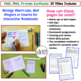 Biology Interactive Notebooks or Bell Ringers  DNA, RNA, T