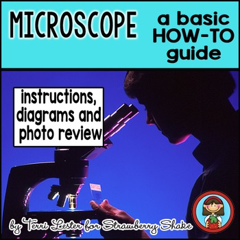 Biology Lab MICROSCOPE HOW TO with PHOTOS differentiated r