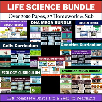 Life Science Curriculum