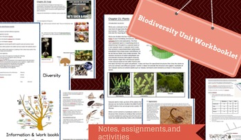 Biology: Organizing Life's Diversity complete Glencoe text