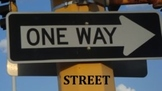 Biology song: One Way Street