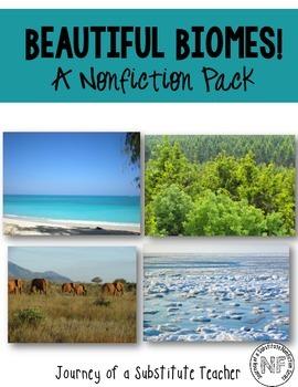 Biomes! A Nonfiction Pack