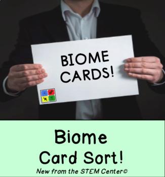 Biomes: Card Sort
