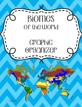 Biomes Graphic Organizer